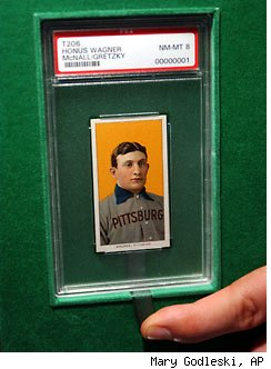 10 Tips to Win at Baseball Card Investing - AOL Finance
