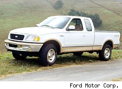 Ford Motor Corp.
