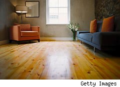 Lumber - low cost wood flooring