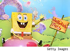 What the Voice of SpongeBob Has Absorbed About Money - AOL