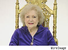 Betty White endorses life settlements