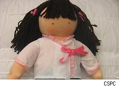 Pottery Barn doll recall