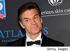 Dr. Oz arsenic in apple juice scare