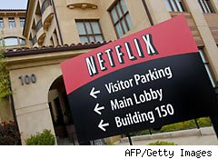 Netflix asks users to lobby Congress