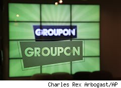 Groupon IPO set for next