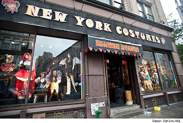 halloweens eerie evolution into a 6 billion industry - Halloween Adventure New York