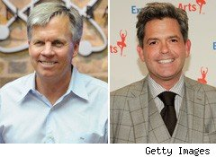 Ron Johnson and Michael Francis J.C. Penney, Apple and Target