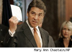 Rick Perry's 'Cut, Balance and Grow' Flat Tax Plan: Big Savings, Bigger Costs