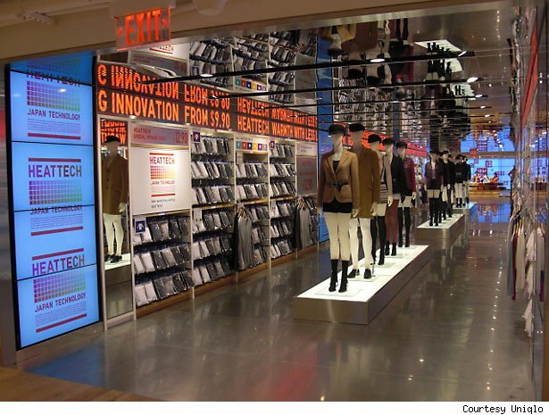 Can Uniqlo's clever clothes refashion the U.S. retail market?