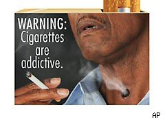 Judge Blocks FDA's Graphic Warnings on Cigarette Packs