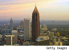 Oh, the Irony! Bank of America Plaza in Atlanta Faces Foreclosure