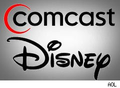 Disney Comcast