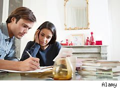 how to combine finances after marriage