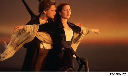 The Titanic Movie in 3D