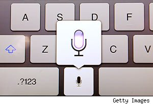 Voice dictation