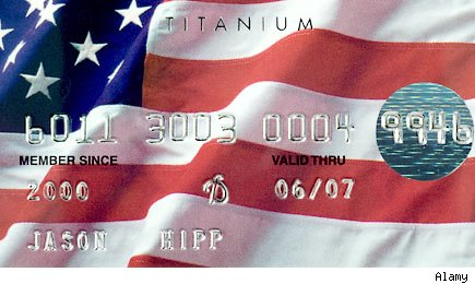 Tax credit card
