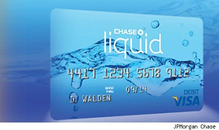 Solid reasons for the unbanked to shun chases new liquid card liquid card reheart Choice Image