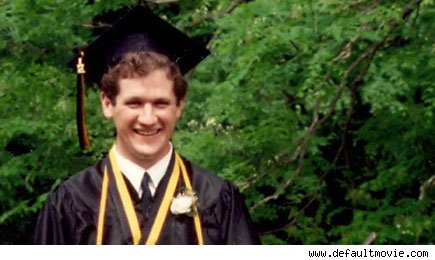 this bright-eyed young man was utterly demolished by student loans