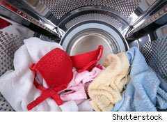 bras washing machine