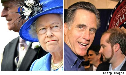 Queen Elizabeth vs. Mitt Romney