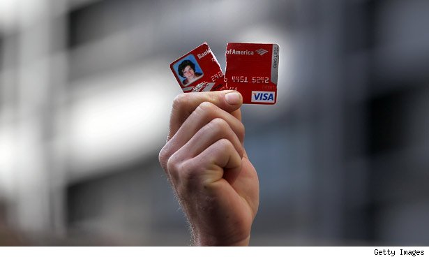 Banks and credit cards