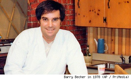 Barry Becher in 1978 (AP / PriMedia)