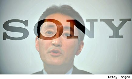 Sony Cloud system