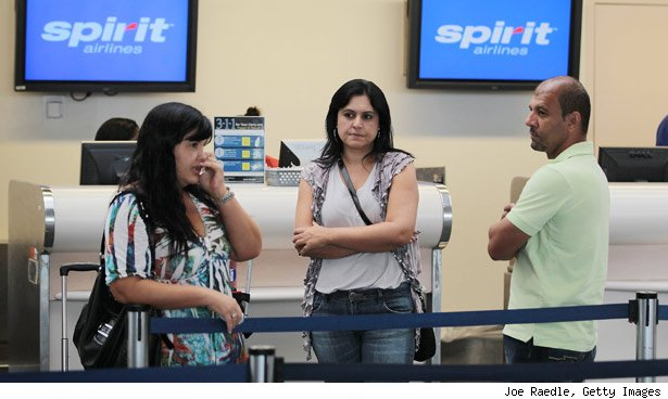 Why spirit airlines will never be great again aol finance for Book a flight with spirit airlines