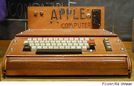 Original Apple I to be auctioned at Christie's