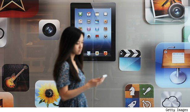 ipad television downloadable content