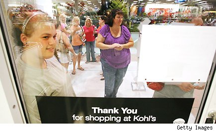 Kohl's Holiday Sales Christmas Shopping