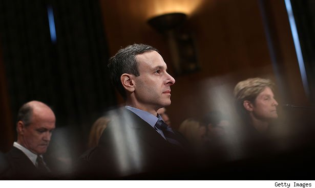 IRS Commissioner Douglas Shulman Testifies At Senate Hearing On Taxation Of Mutual Funds