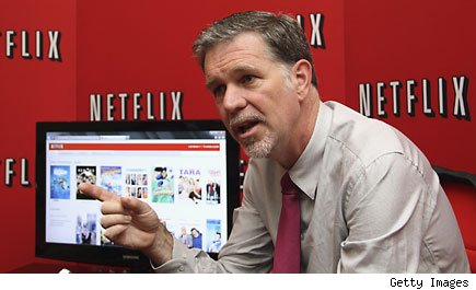 Netflix's Disks Keep on Skipping