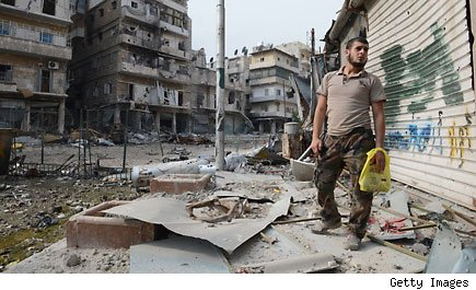 War torn Syria is doing better financially than Greece