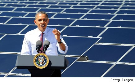 energy independence Barack Obama