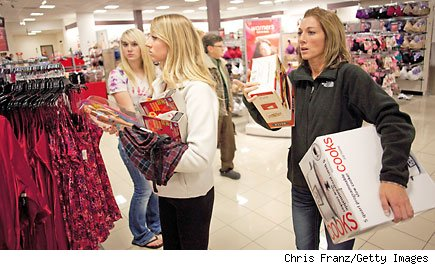 shoppers confused by JCPenney