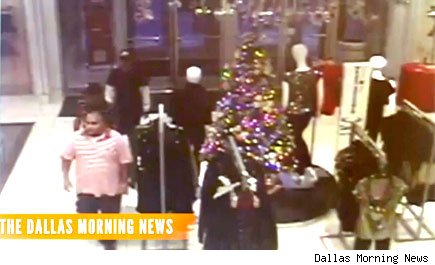 Shoplifting at Macy's