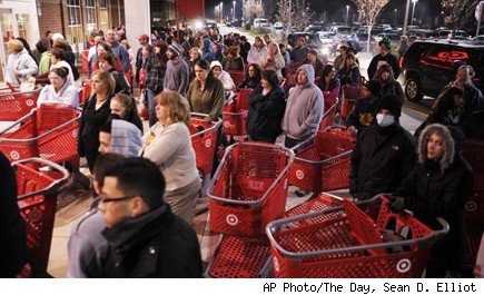 Target Responds to Backlash Over Thanksgiving Night Black Friday Sale