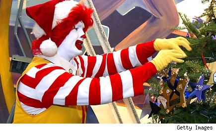 McDonald's open on Christmas