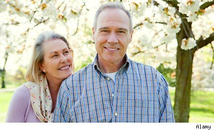 Retired couple resolutions 2013
