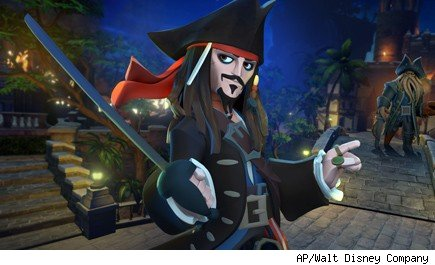 Disney Infinity: Jack Sparrow Video Game