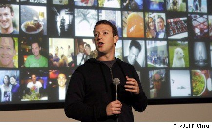 Facebook Graph Search Mark Zuckerberg