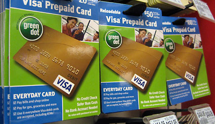 prepaid cards - Get A Loan Put On A Prepaid Card