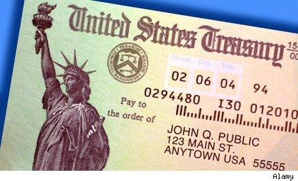 When does IRS refund check expire?