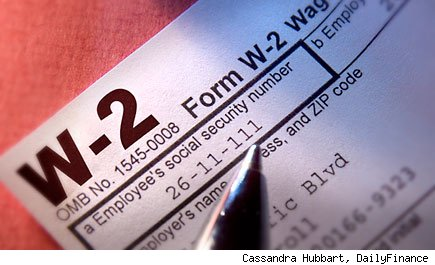 Your W-2 Tax Form Is Coming: 3 Key Numbers to Review - AOL Finance