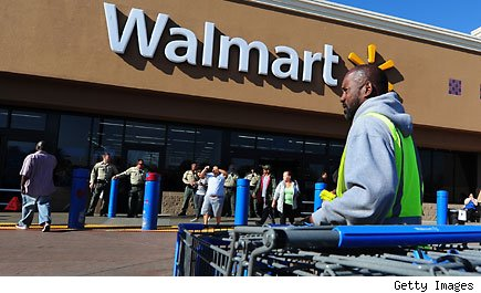Walmart earnings