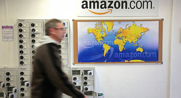 Amazon.com is helping the CIA