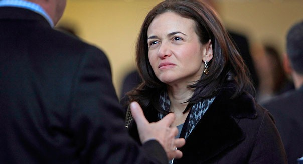 The Backlash Against Sheryl Sandberg Is Already Starting - AOL Finance
