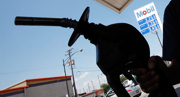 Exxon Mobile by John Gress, Getty Images