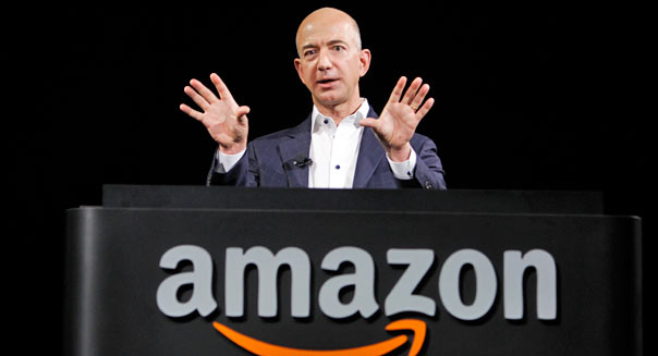 Amazon.com reports surprise second quarter loss